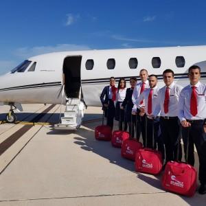 curso azafatas vuelo 2017 aeropuerto murcia