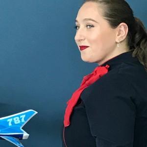 Nuestra alumna Lorena Pérez de la promoción MJV 615.