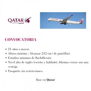 Qatar Airways busca TCps